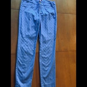 Lilly Pulitzer SZ-4 Great Cond Ankle Pant$138.00